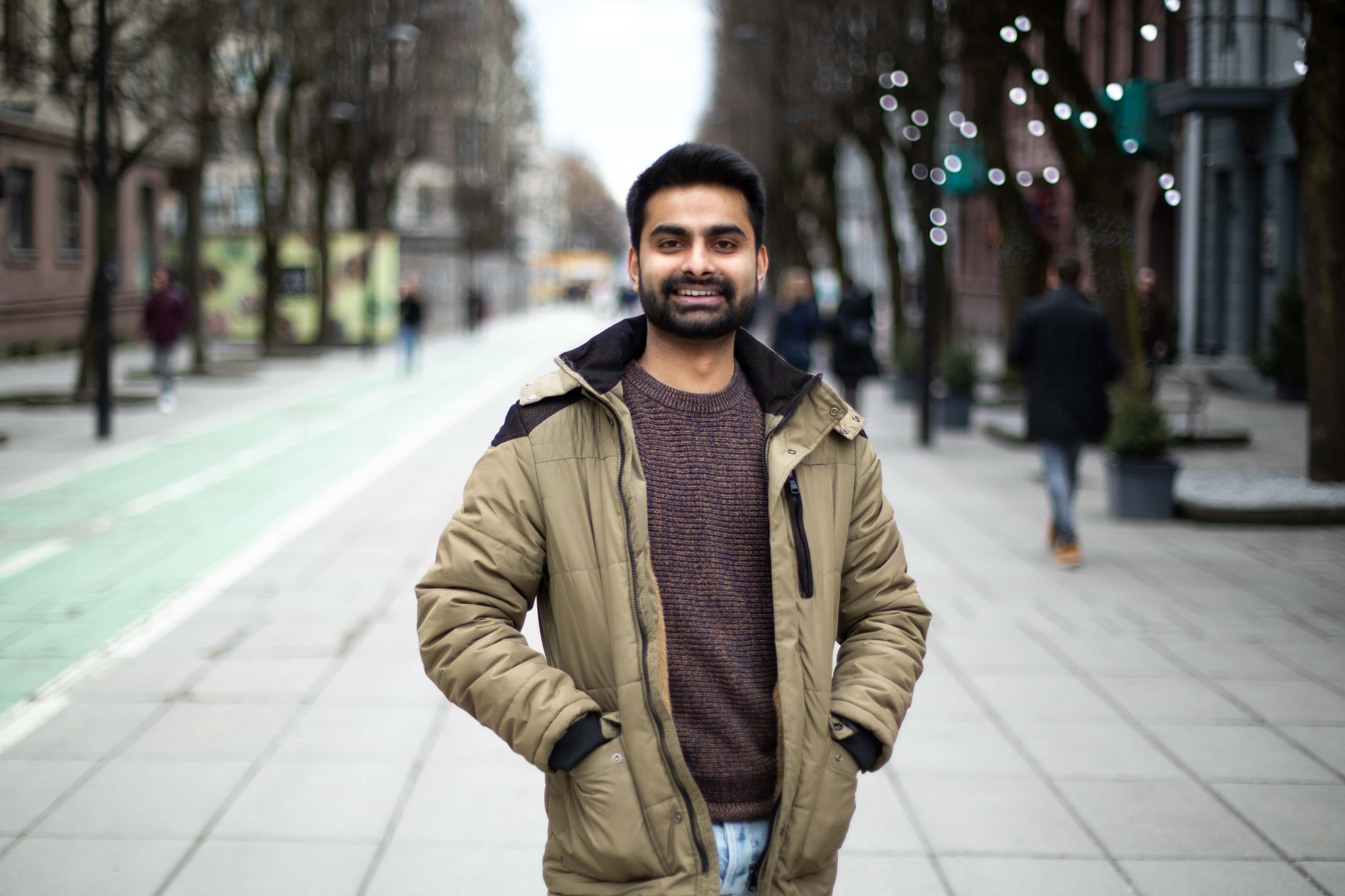 """Kiran from India: """"Lithuania gave me friends for a lifetime"""""""